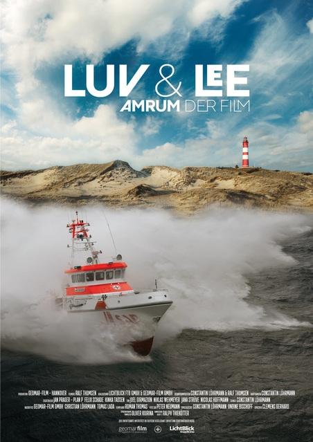 Luv & Lee Amrum der Film (Poster)