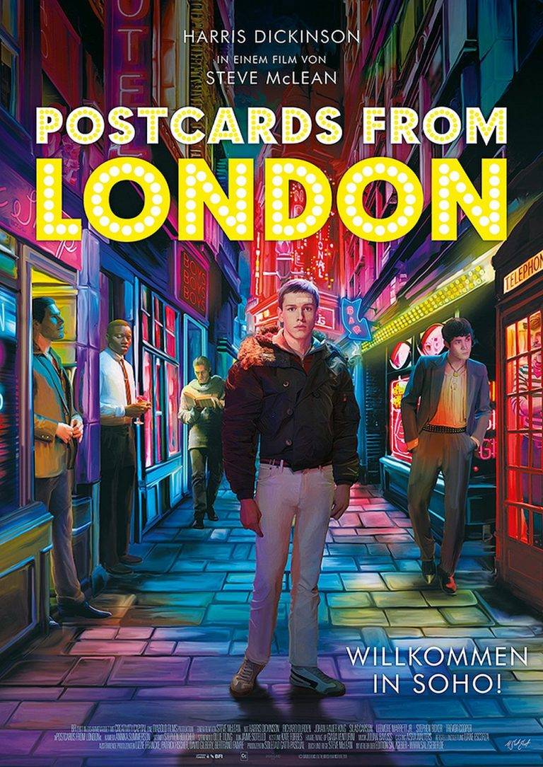 Postcards from London (Poster)