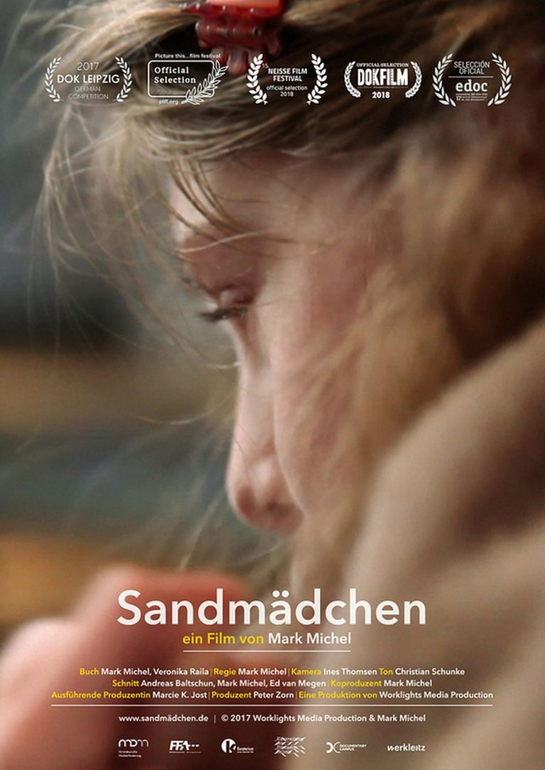 Sandmädchen (Poster)