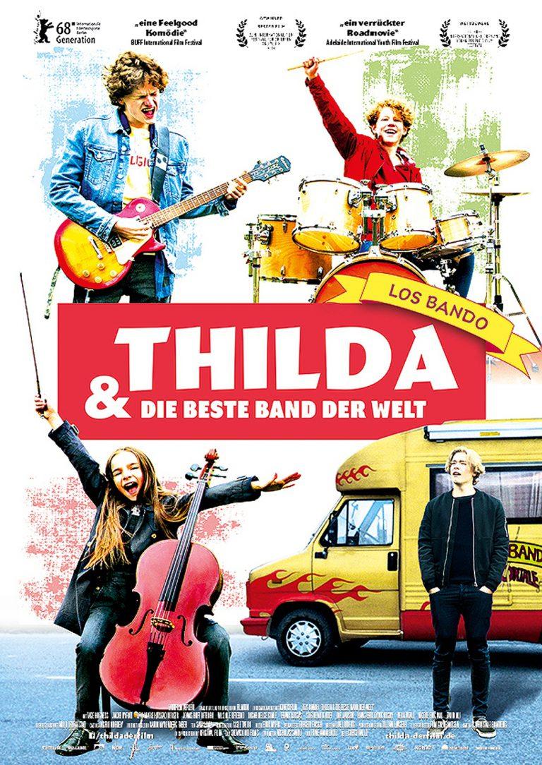 Thilda & die beste Band der Welt (Poster)