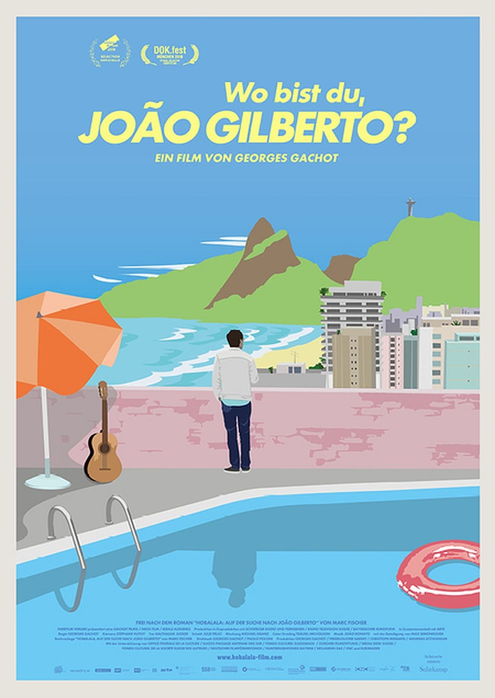 Wo bist Du, João Gilberto? (Poster)