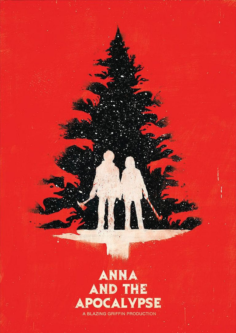 Anna und die Apokalypse (Poster)