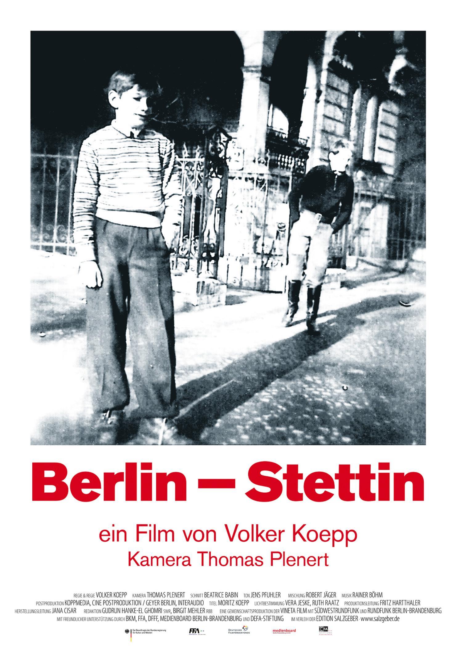 Berlin - Stettin (Poster)