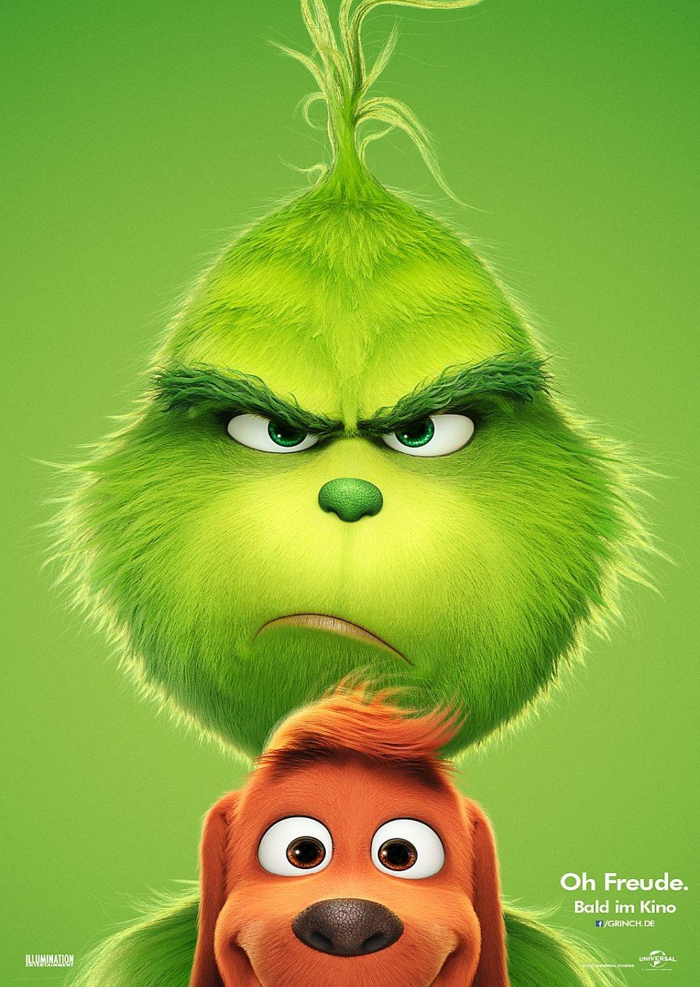 Der Grinch (Poster)