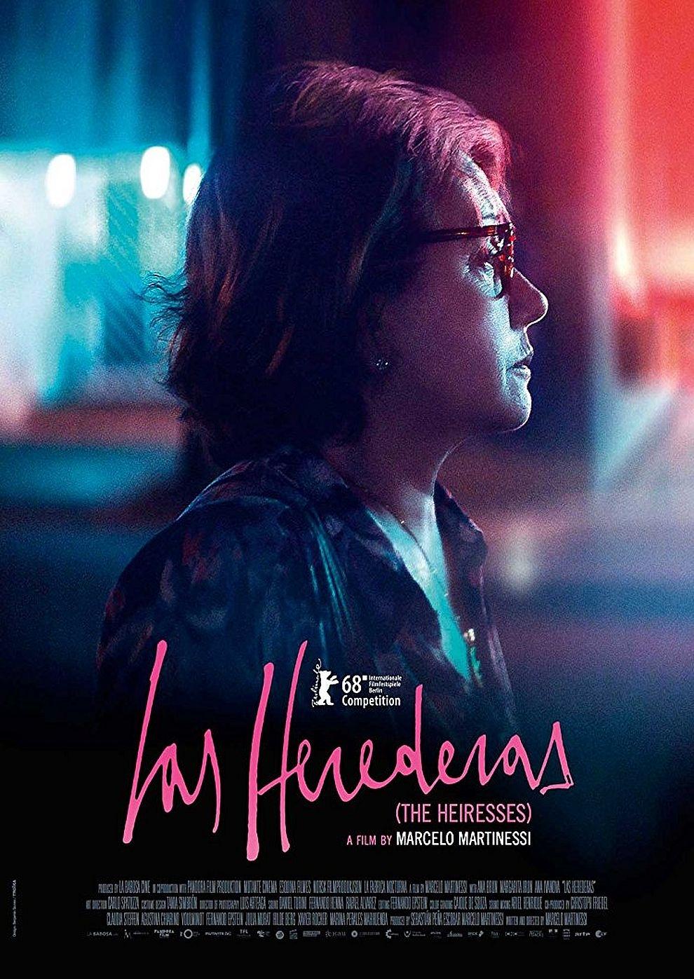 Die Erbinnen (2018) (Poster)