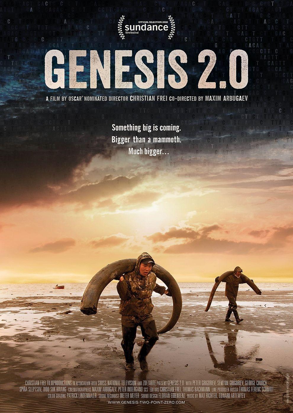 Genesis 2.0 (Poster)