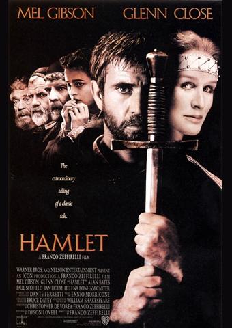 Hamlet (1990) (Poster)