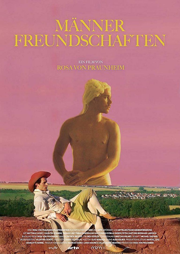 Männerfreundschaften (Poster)