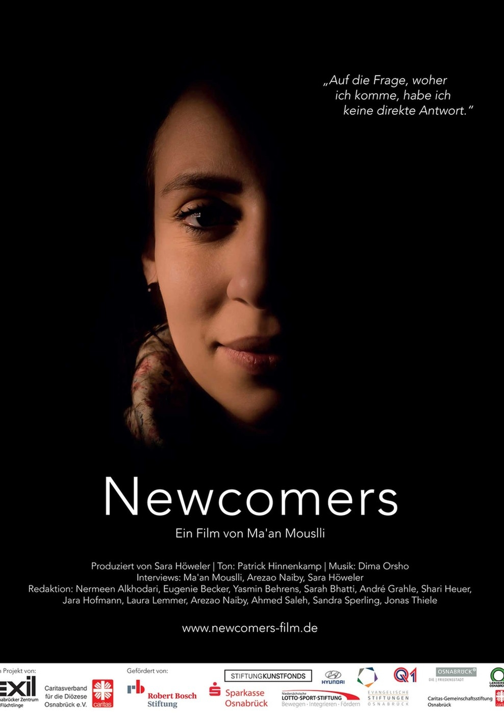 Newcomers (Poster)