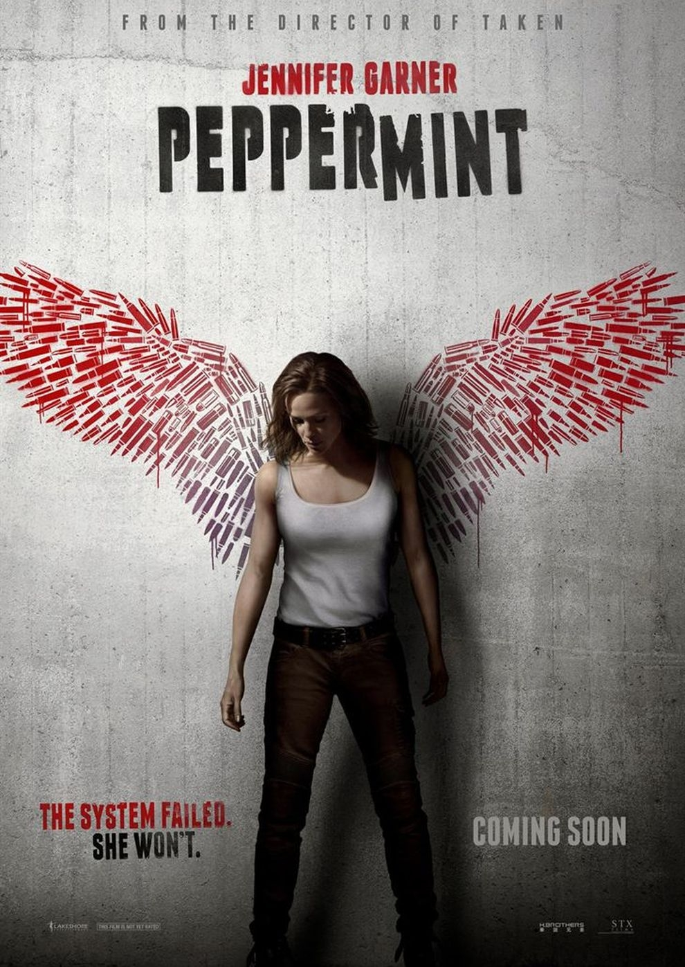 Peppermint: Angel of Vengeance (Poster)