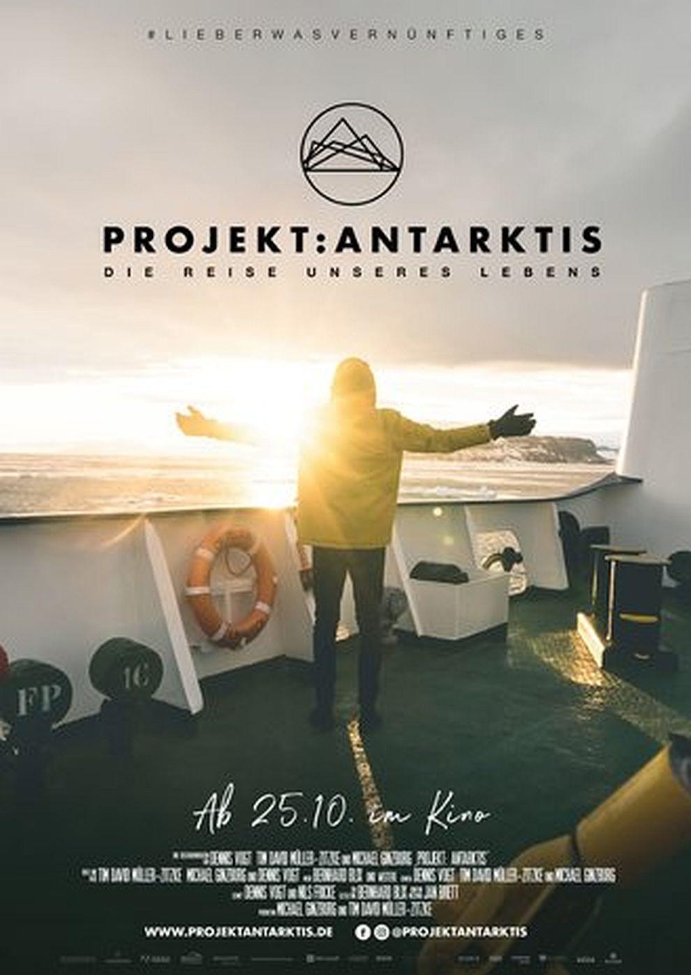Projekt: Antarktis (Poster)