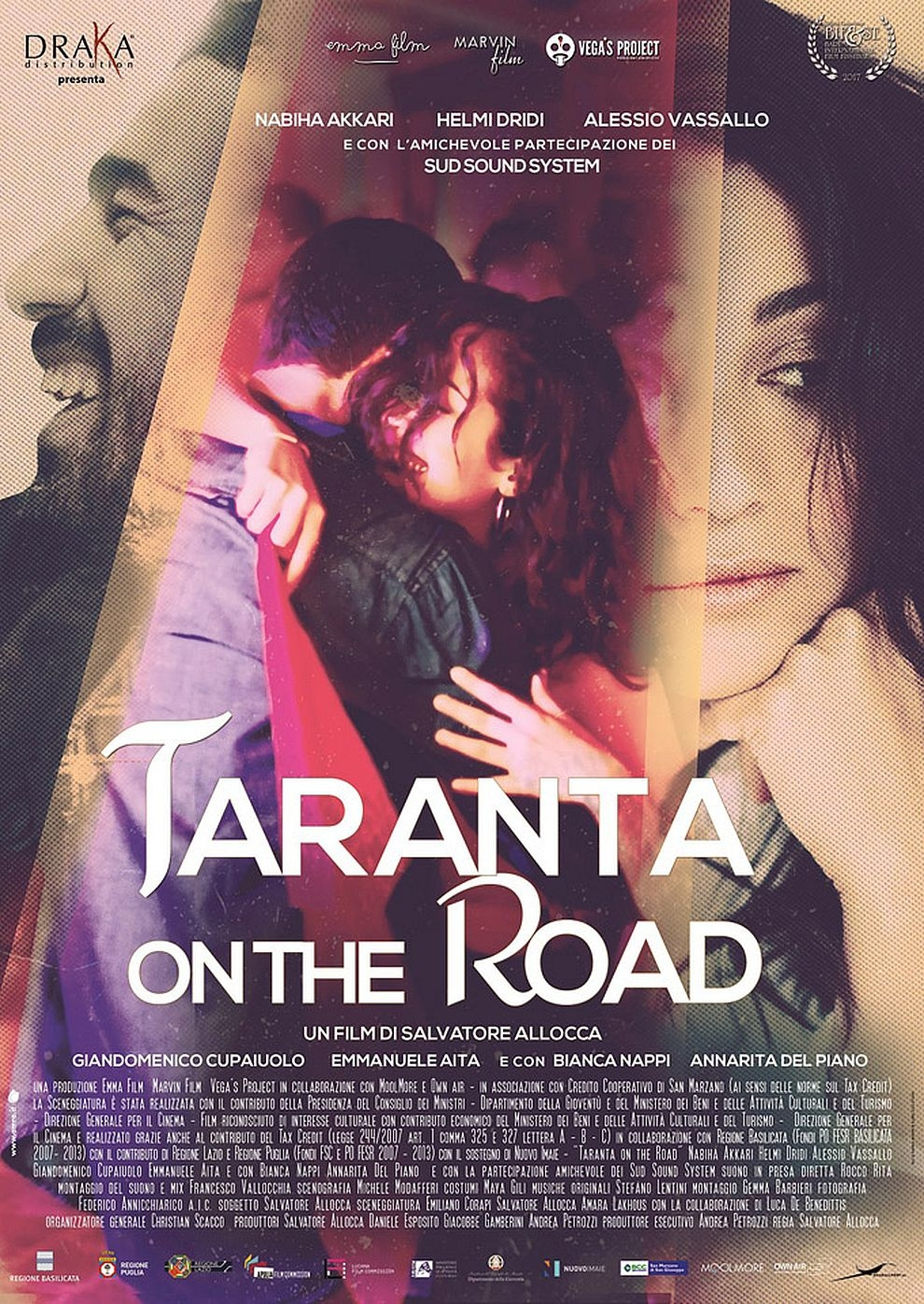 Taranta on the Road (Poster)
