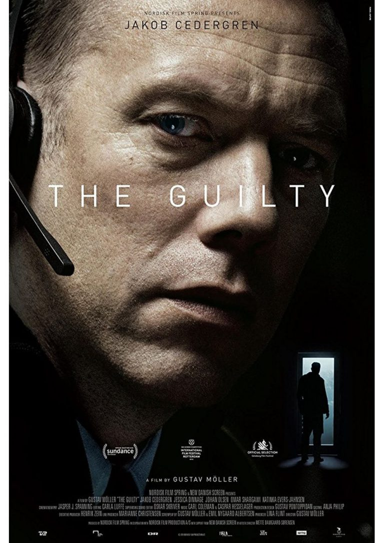 The Guilty (Poster)