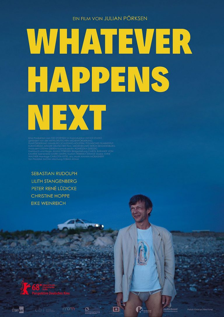 Whatever happens next (Poster)