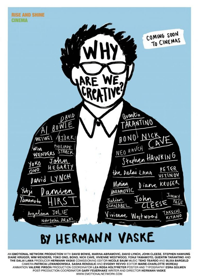 Why are we creative? (Poster)