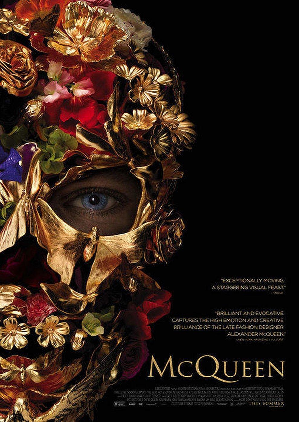 Alexander McQueen - Der Film (Poster)