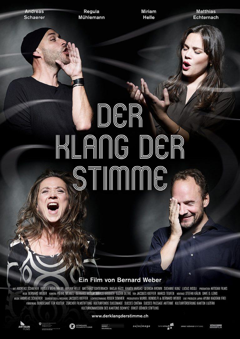 Der Klang der Stimme (Poster)