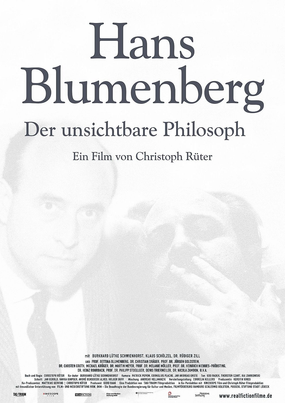 Hans Blumenberg - Der unsichtbare Philosoph (Poster)