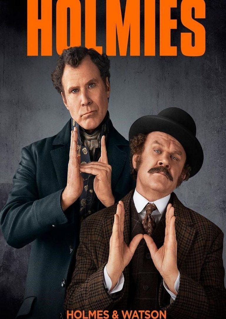 Holmes und Watson (Poster)