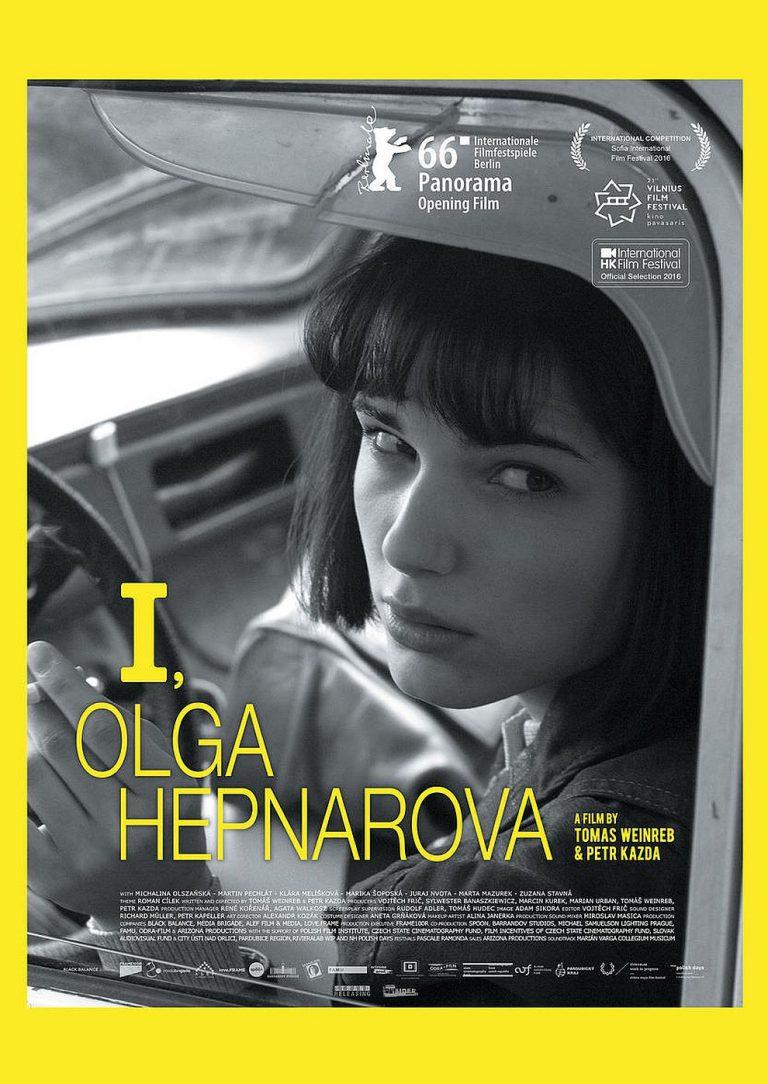 I, Olga (Poster)