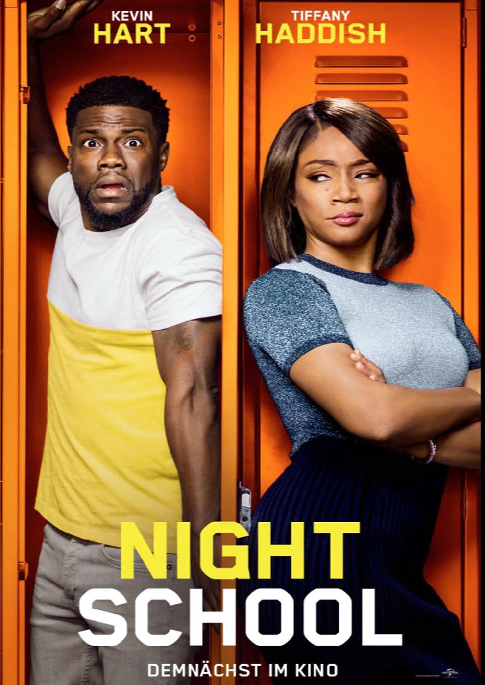 Night School (Poster)