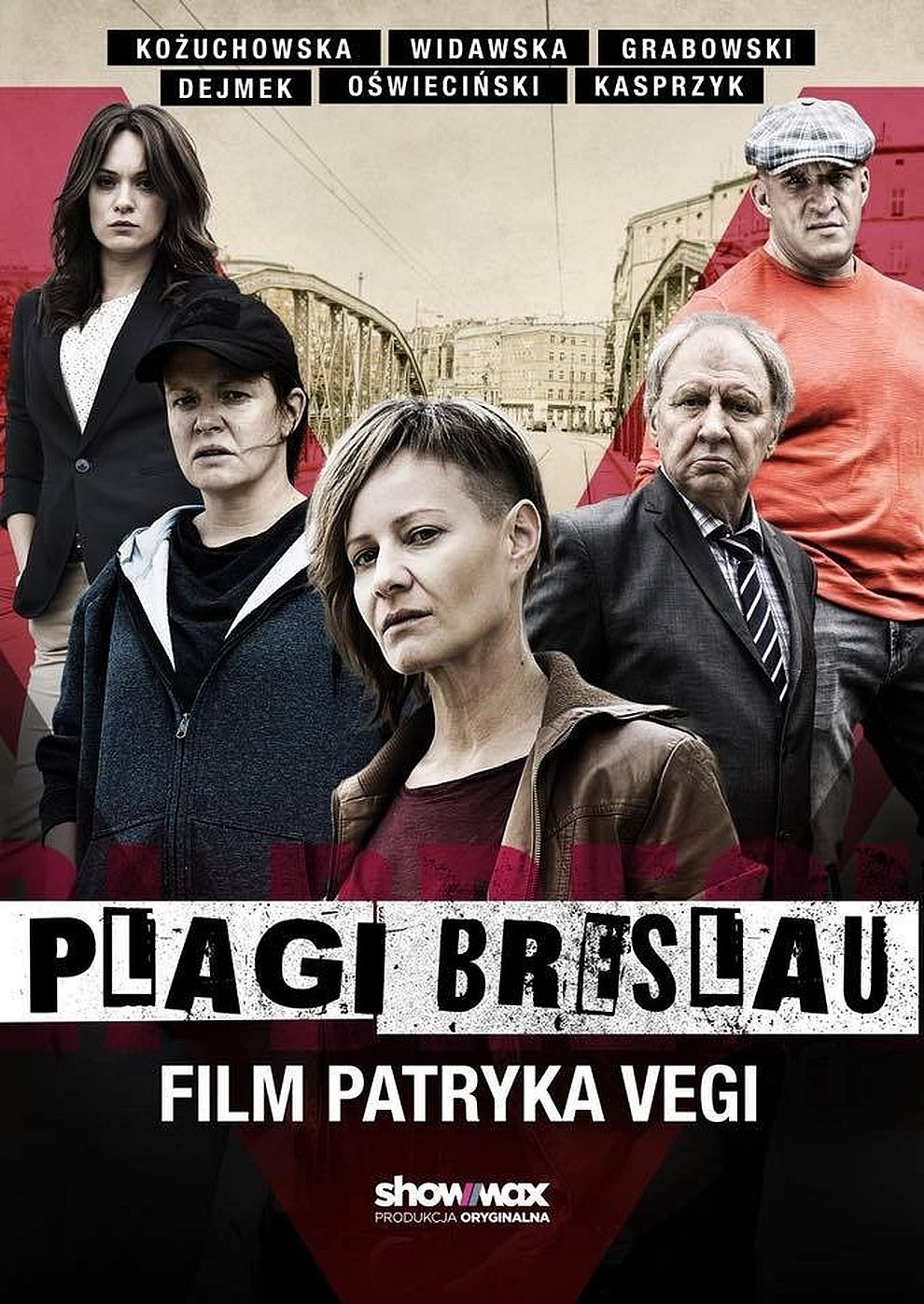 Plagues of Breslau (Poster)
