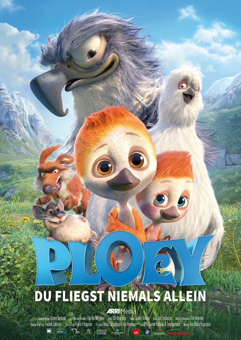 Ploey - Du fliegst niemals allein (Poster)