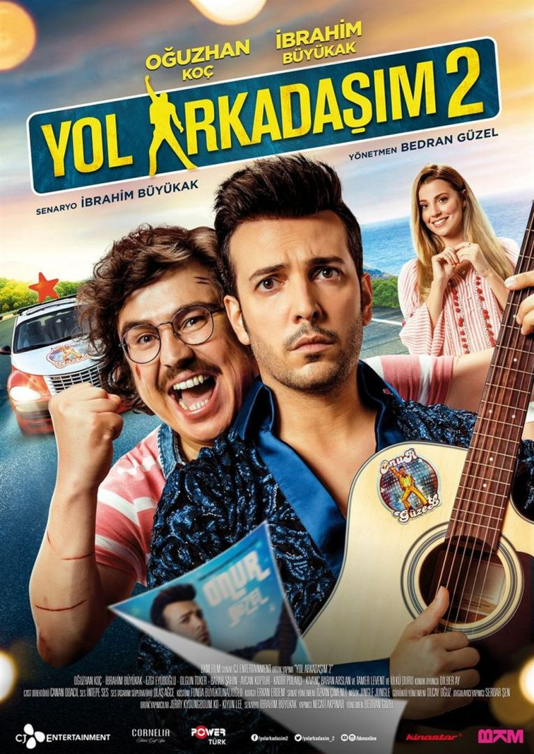 Yol Arkadasim 2 (Poster)
