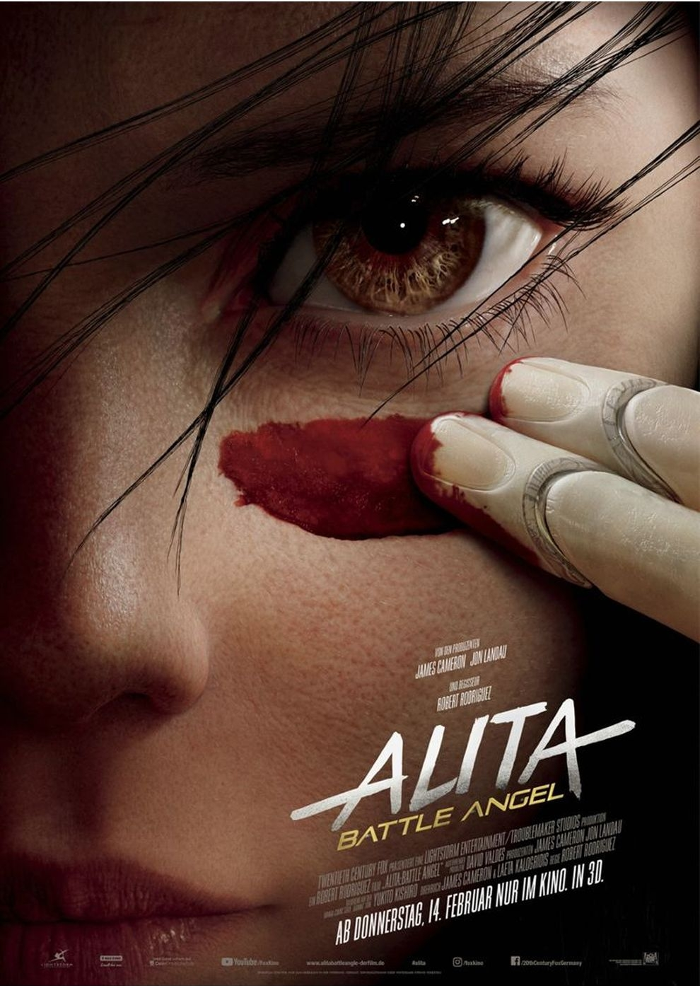 Alita: Battle Angel (Poster)