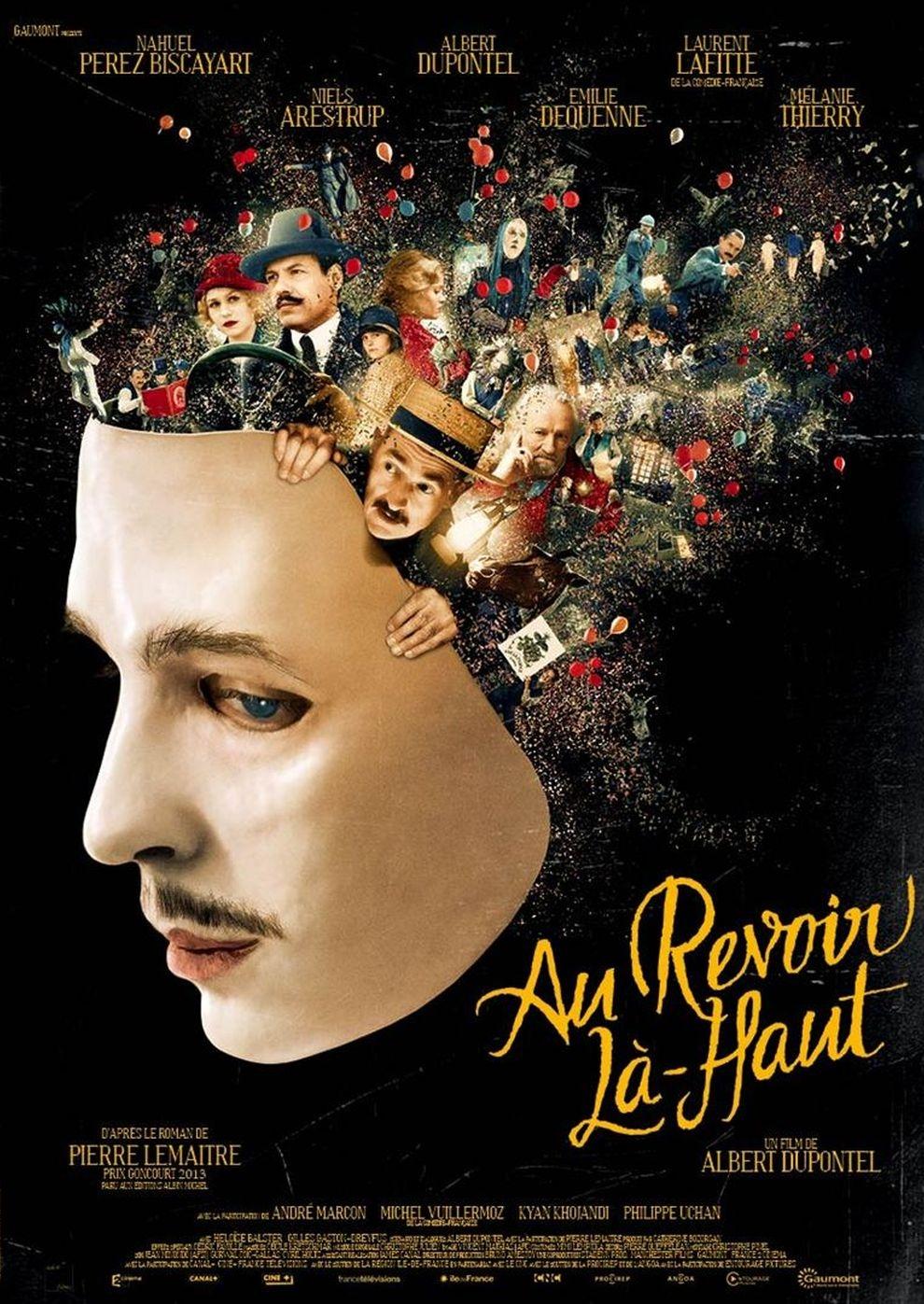 Au Revoir Là-haut (Poster)