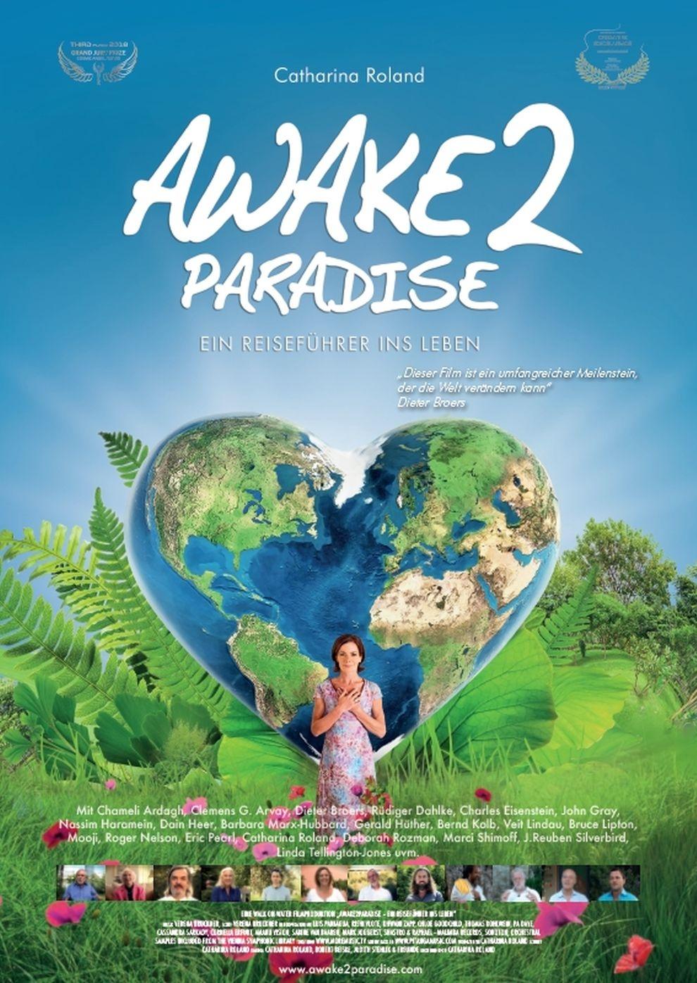 Awake2Paradise (Poster)