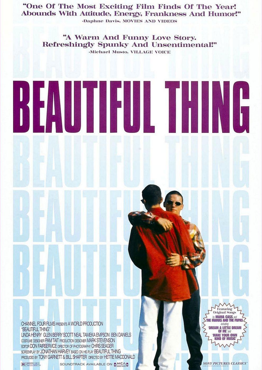 Beautiful Thing (Poster)