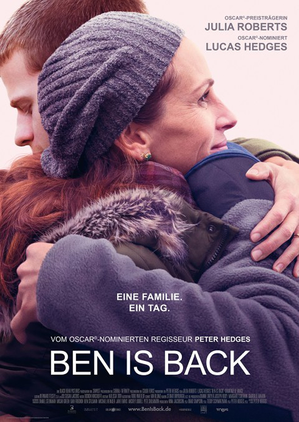 Ben is back (Poster)
