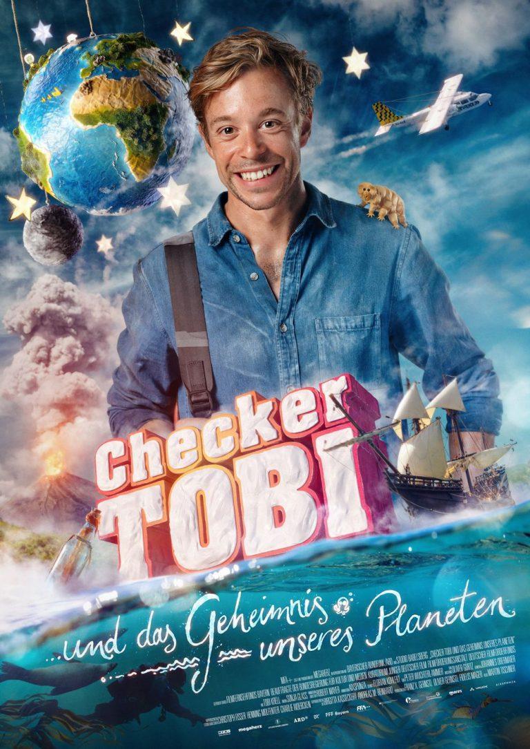 Checker Tobi und das Geheimnis unseres Planeten (Poster)