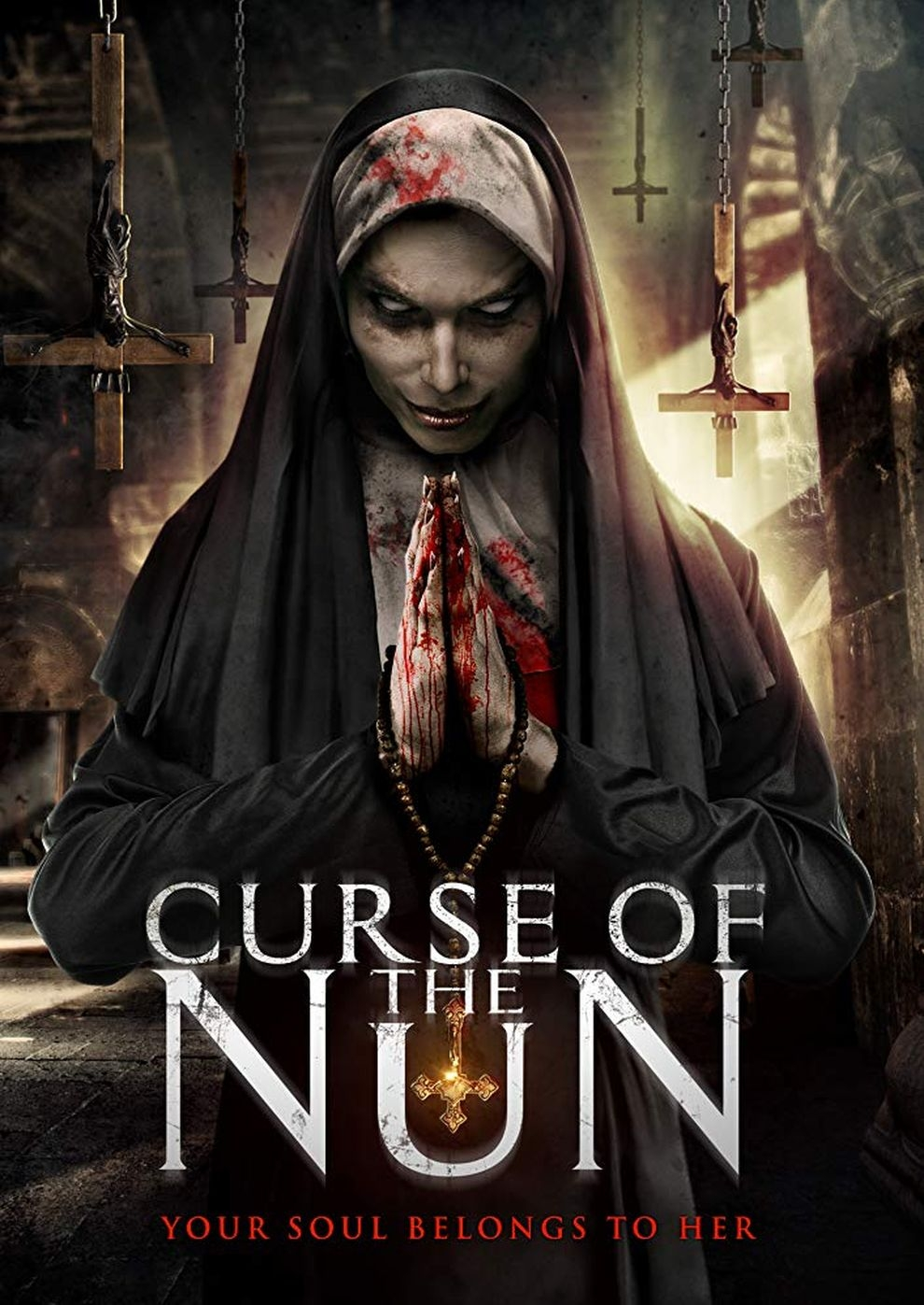 Curse of the Nun - Deine Seele gehört ihr (Poster)
