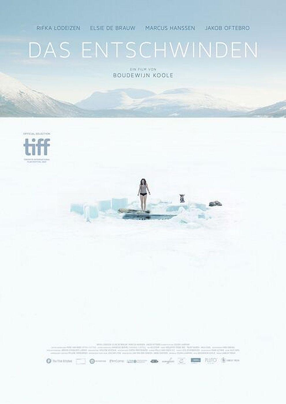 Das Entschwinden (Poster)