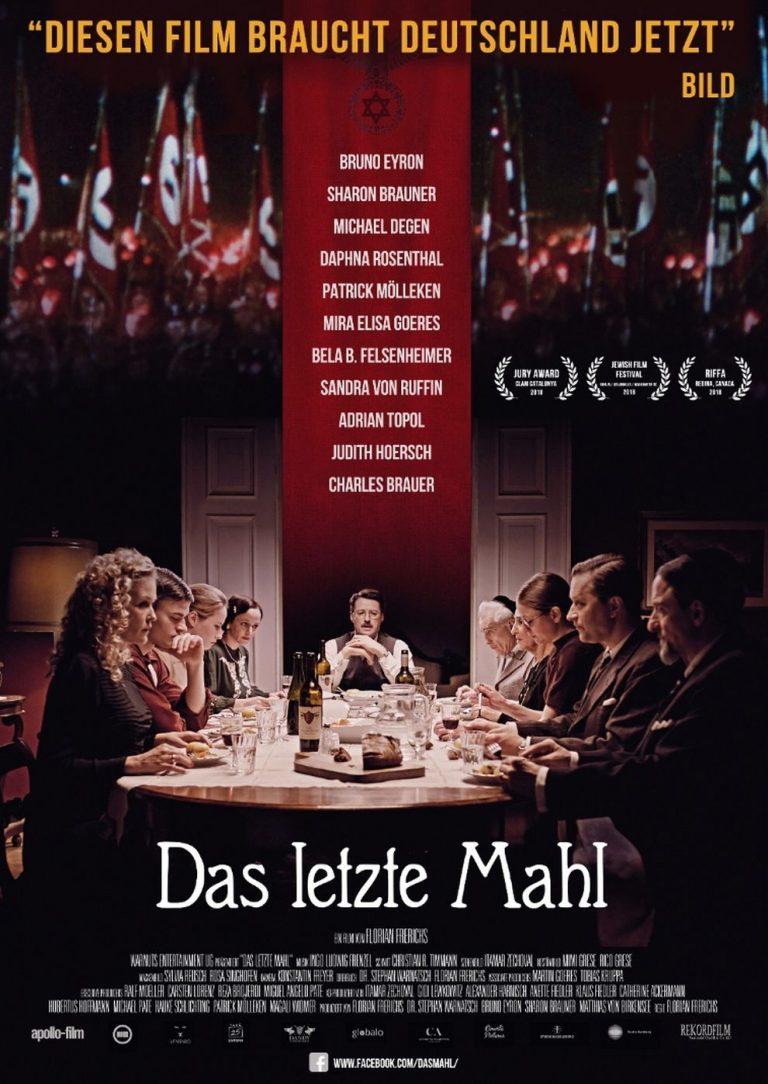 Das letzte Mahl (Poster)