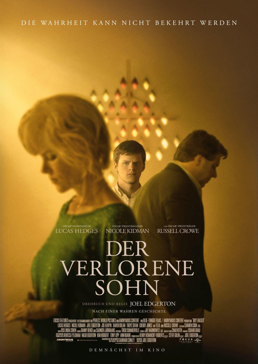 Der verlorene Sohn (Poster)
