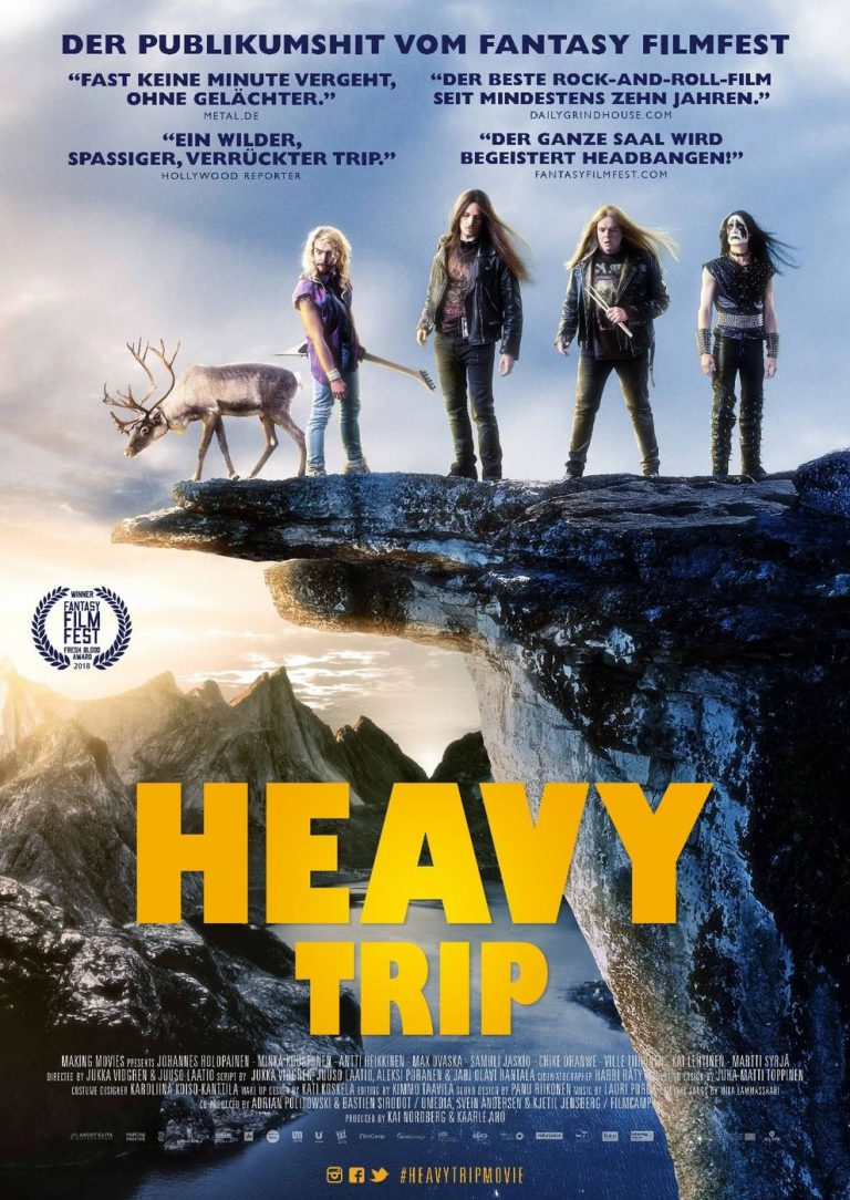 Heavy Trip (Poster)