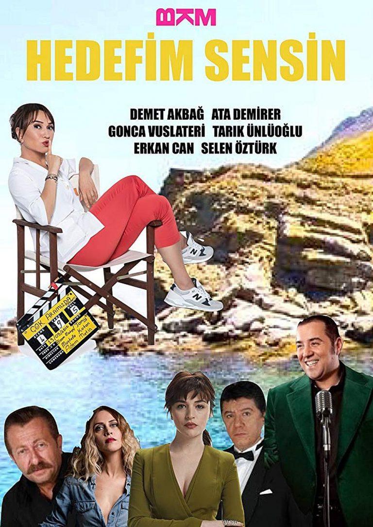 Hedefim Sensin (Poster)