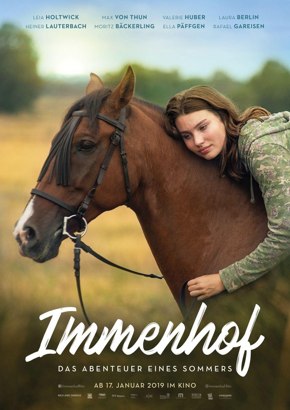 Immenhof - Das Abenteuer eines Sommers (Poster)