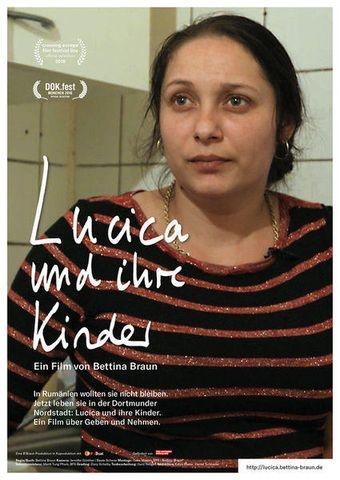 Lucica und ihre Kinder (Poster)