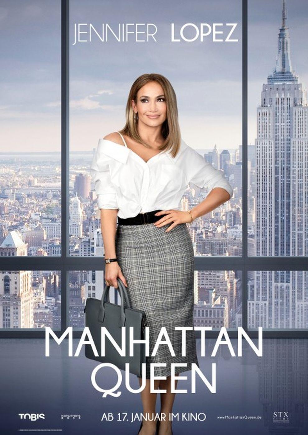 Manhattan Queen (Poster)