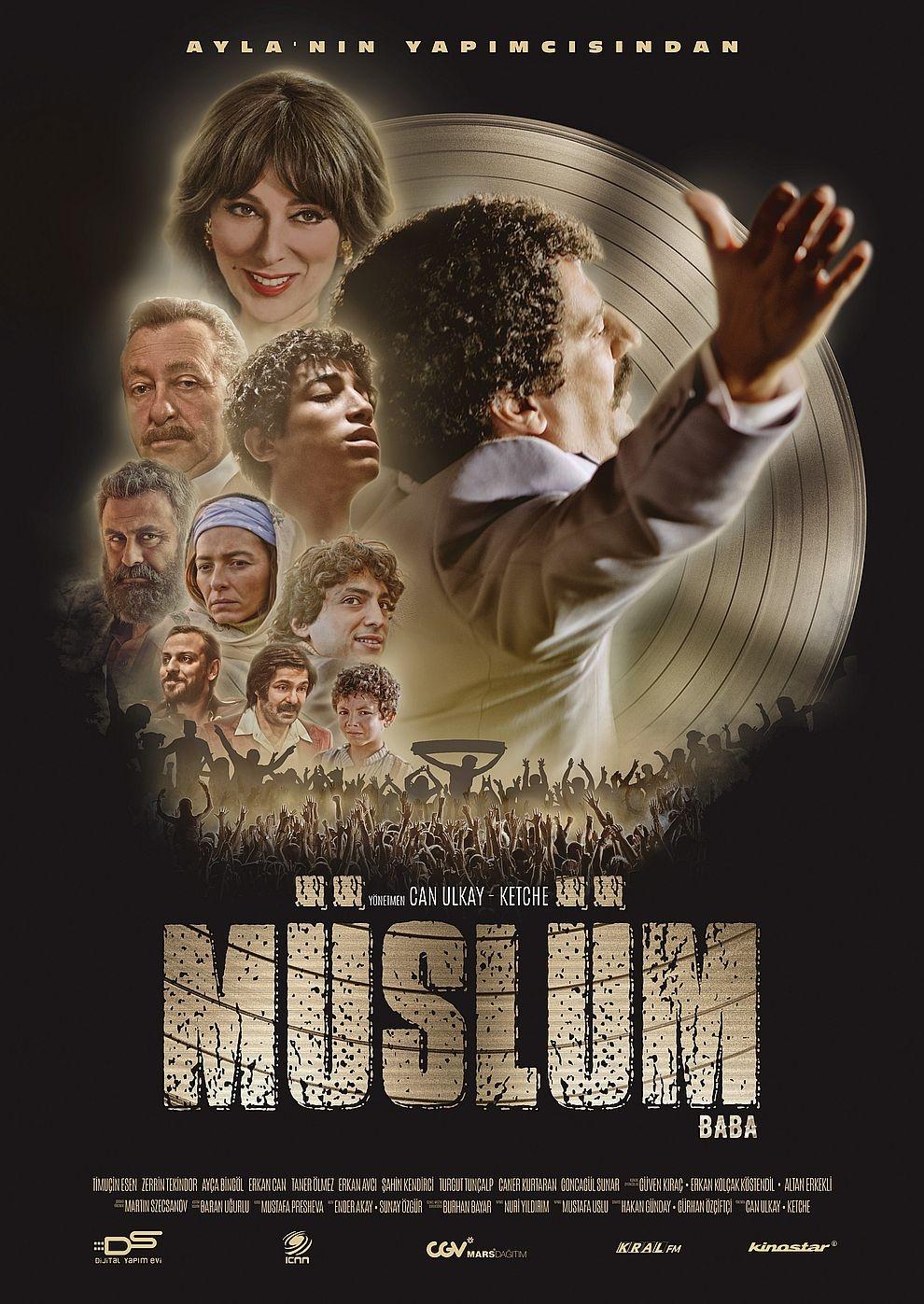 Müslüm (Poster)