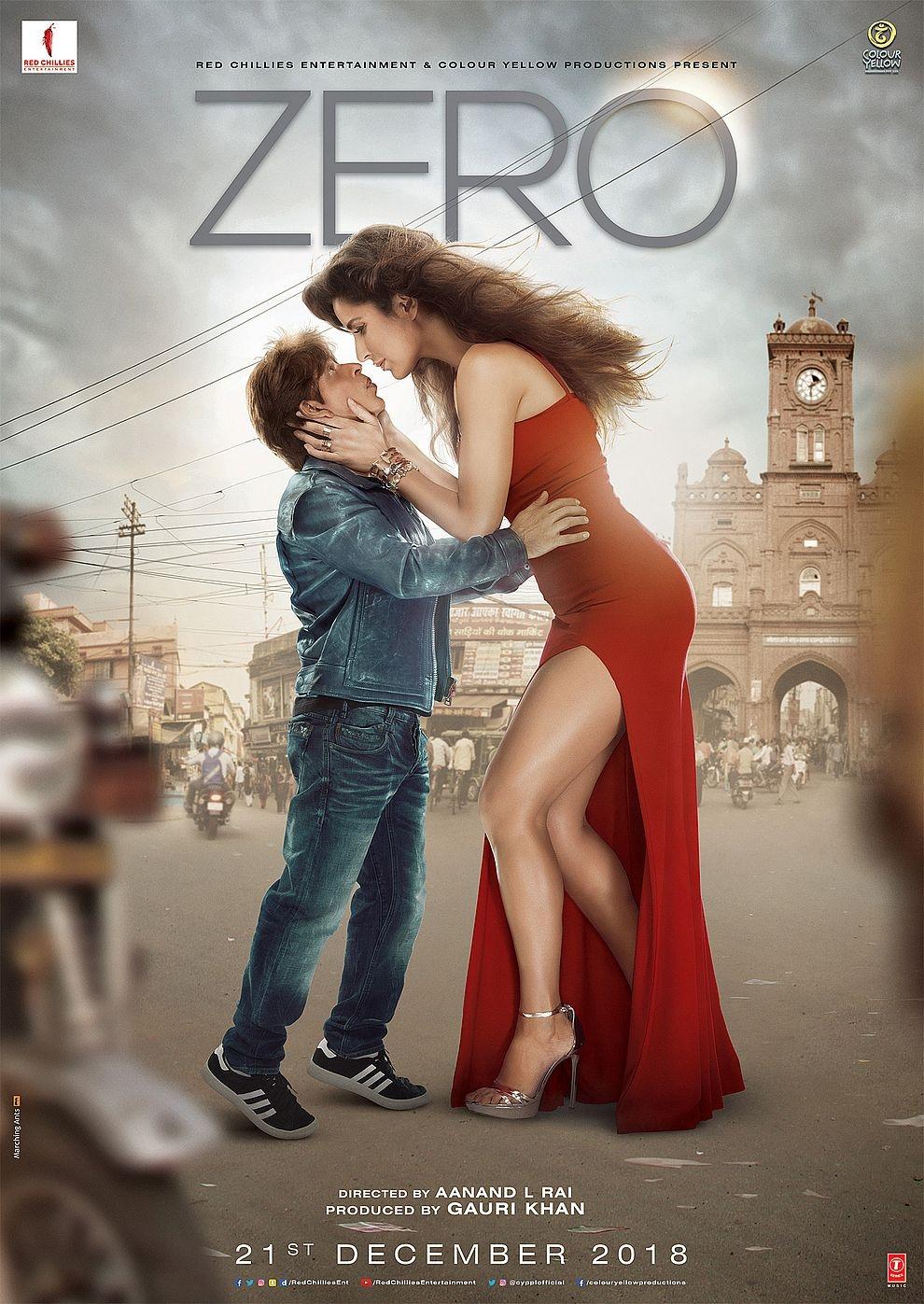 Zero (2018) (Poster)