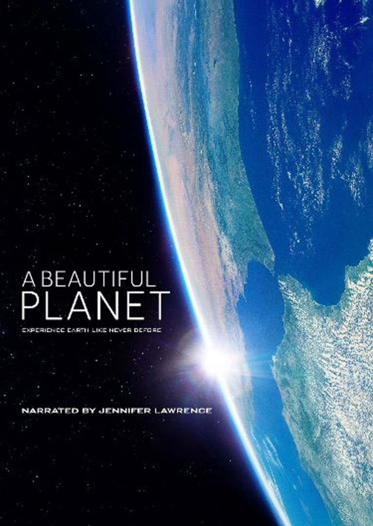 A Beautiful Planet (Poster)