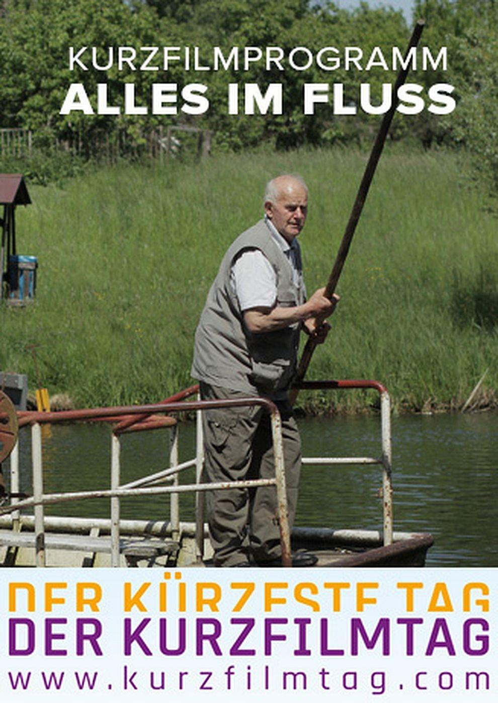 Alles im Fluss (Poster)