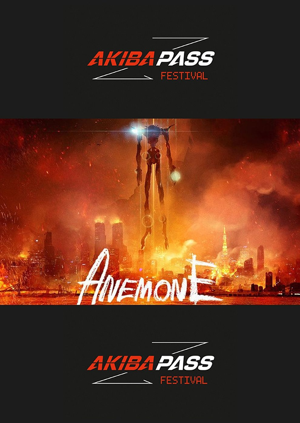 Anemone: Eureka Seven: Hi - Evolution (Poster)