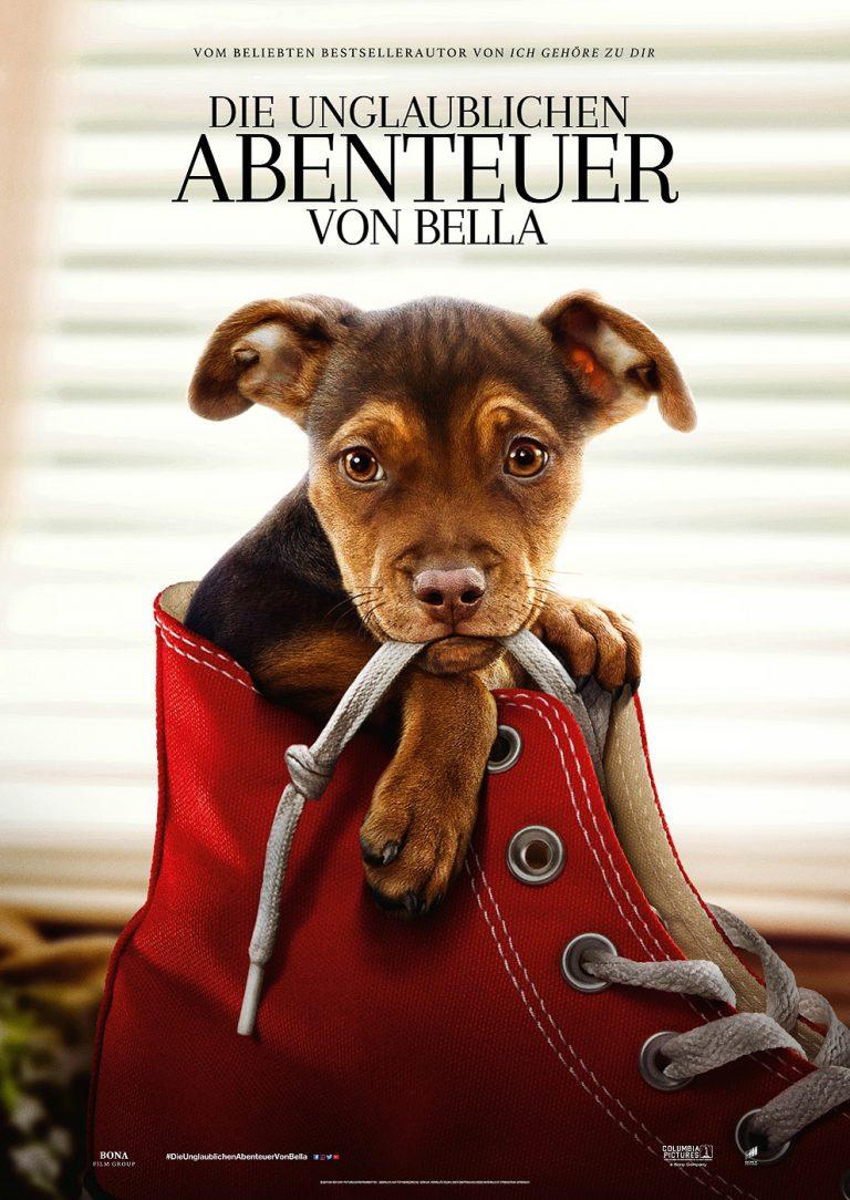 Die unglaublichen Abenteuer von Bella (Poster)