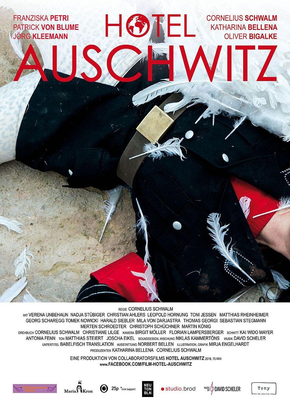 Hotel Auschwitz (Poster)